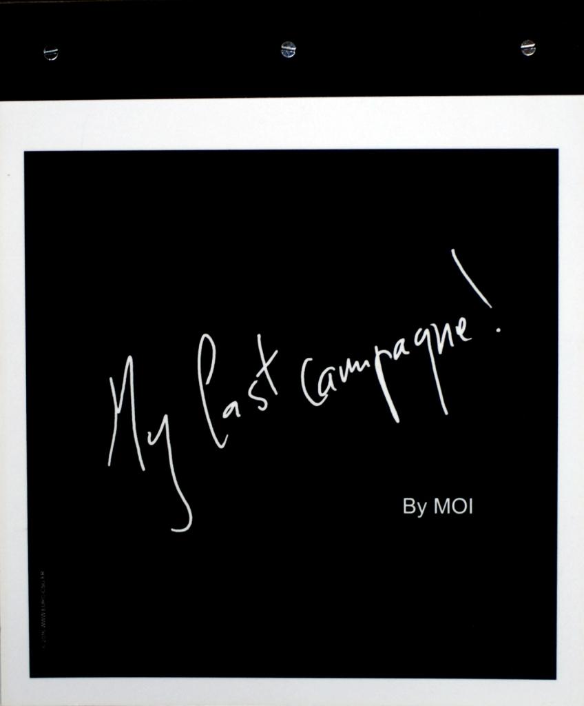 Artist book, 10 copies